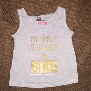 My Smile Os Always in Style Tank top